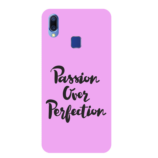 Passion Vivo Y93 Back Cover-Hamee India