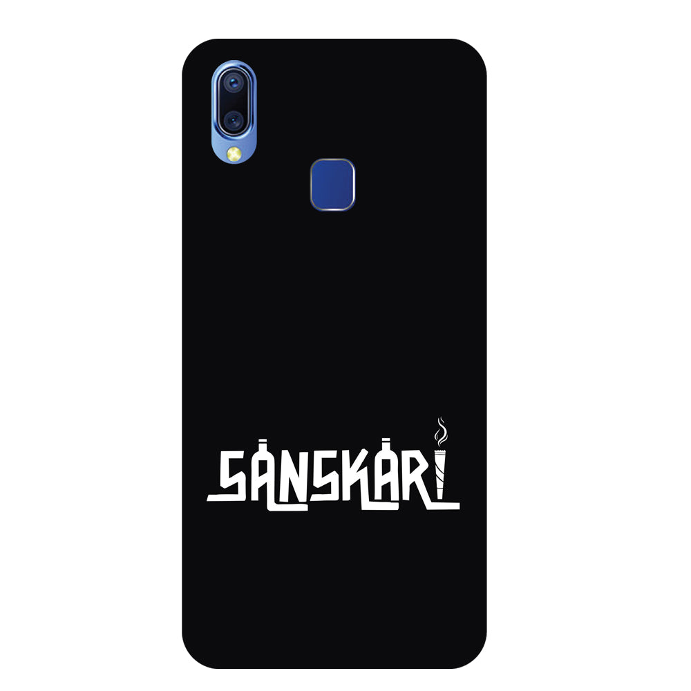 new style 9236a 9a313 Sanskaari 1 Vivo Y95 Back Cover