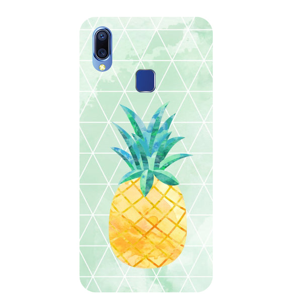Pineapple Paint Vivo Y93 Back Cover-Hamee India