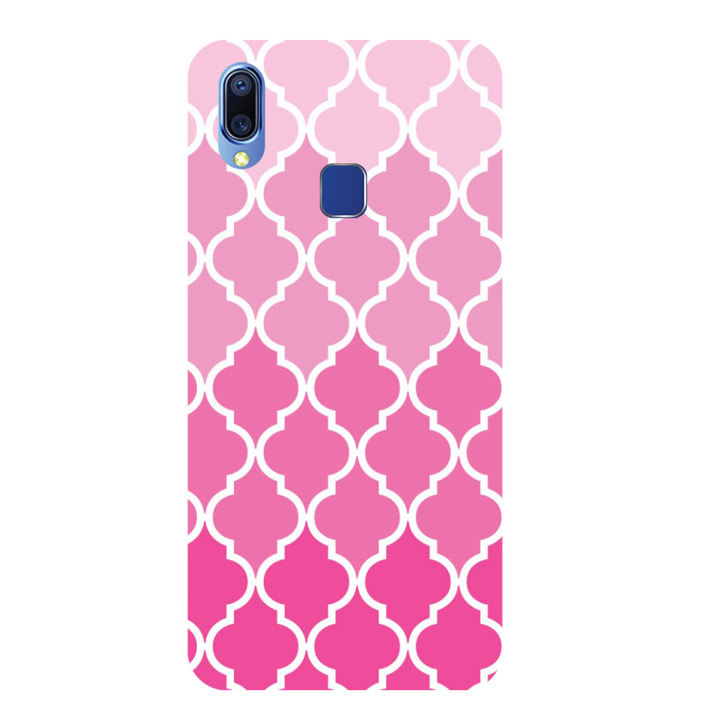 Pinky Vivo Y93 Back Cover-Hamee India