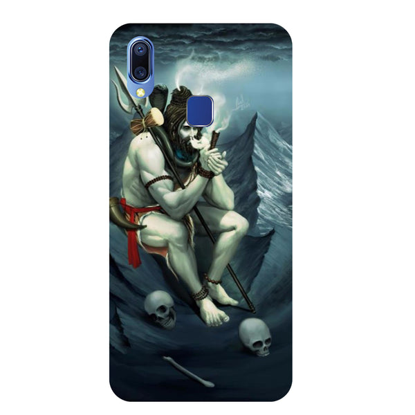 Abode Vivo Y93 Back Cover-Hamee India