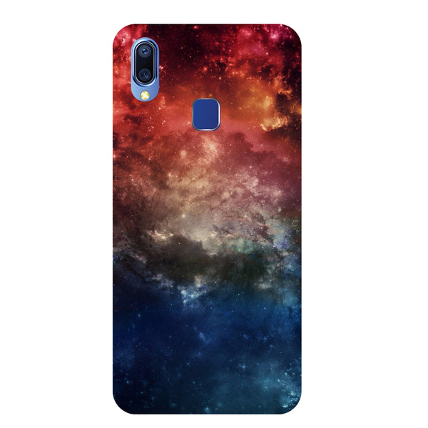 Outer Space Vivo Y93 Back Cover-Hamee India