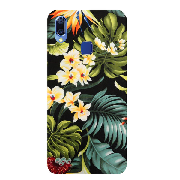 Flower Garden Vivo Y93 Back Cover-Hamee India