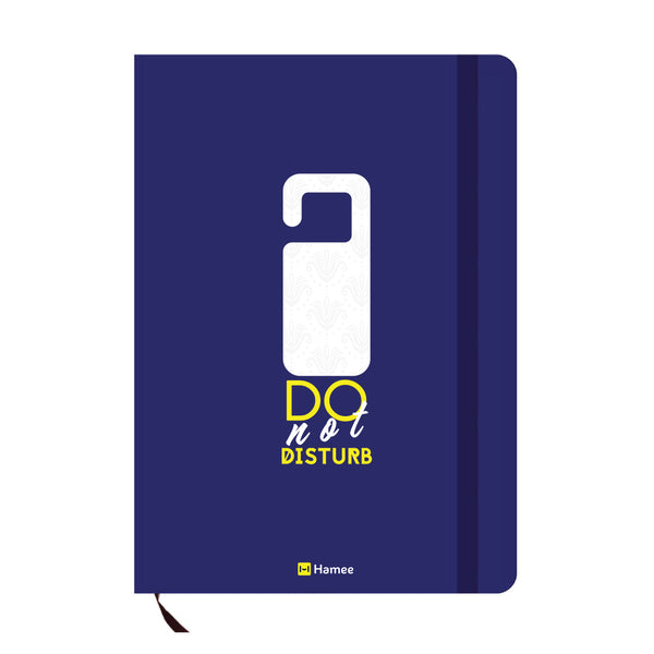 Disturb Blue A6 Pocket Diary-Hamee India