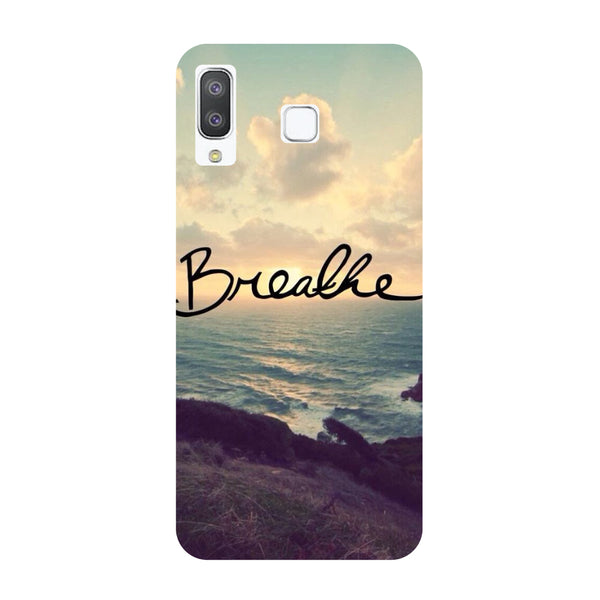 Breathe Samsung Galaxy A8 Star Back Cover-Hamee India