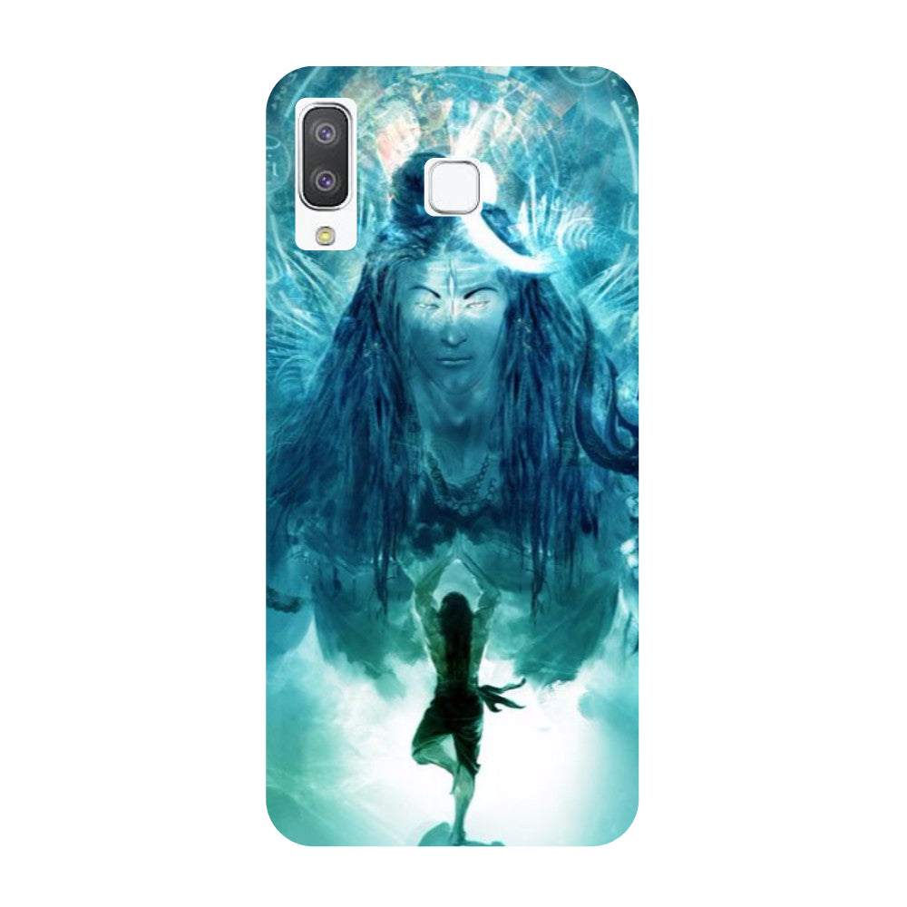 competitive price 0df72 7f904 Standing Shiva Samsung Galaxy A8 Star Back Cover