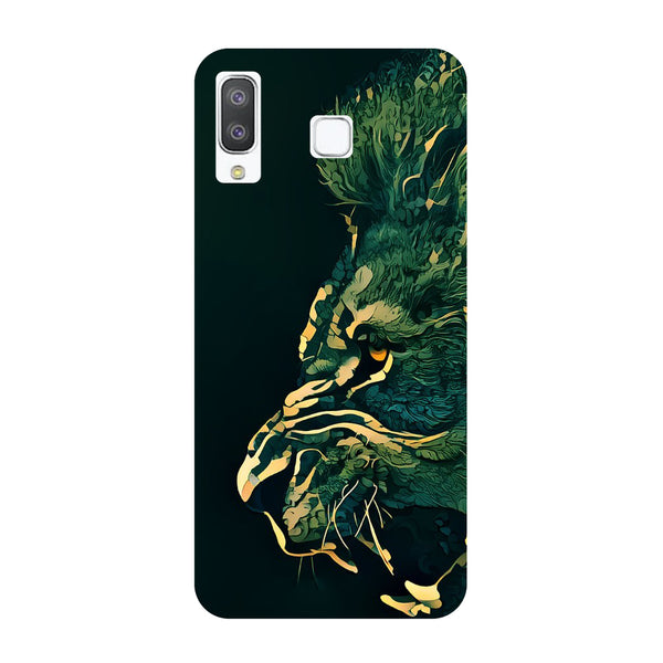 Dark Lion Samsung Galaxy A8 Star Back Cover-Hamee India