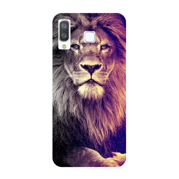 Lion Samsung Galaxy A8 Star Back Cover-Hamee India