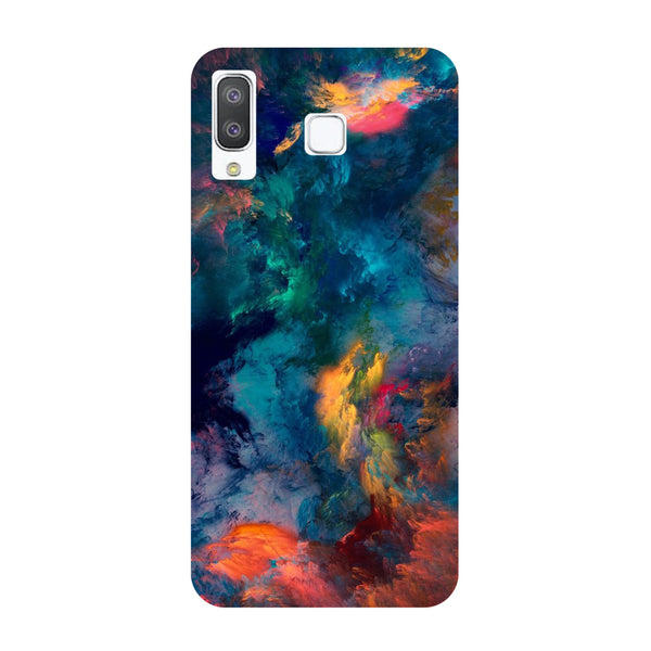 Abstract Fumes Samsung Galaxy A8 Star Back Cover-Hamee India