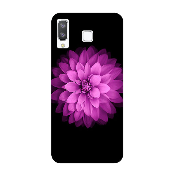 Big Bloom Samsung Galaxy A8 Star Back Cover-Hamee India