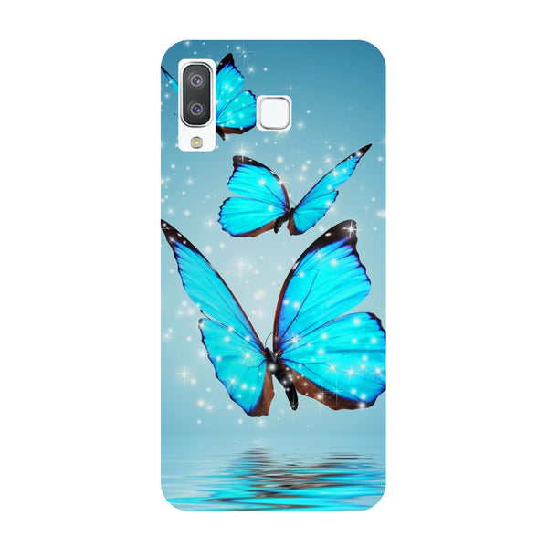 Butterflies Samsung Galaxy A8 Star Back Cover-Hamee India