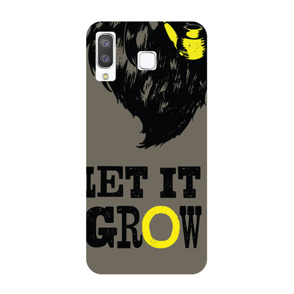 Let It Grow Samsung Galaxy A8 Star Back Cover-Hamee India