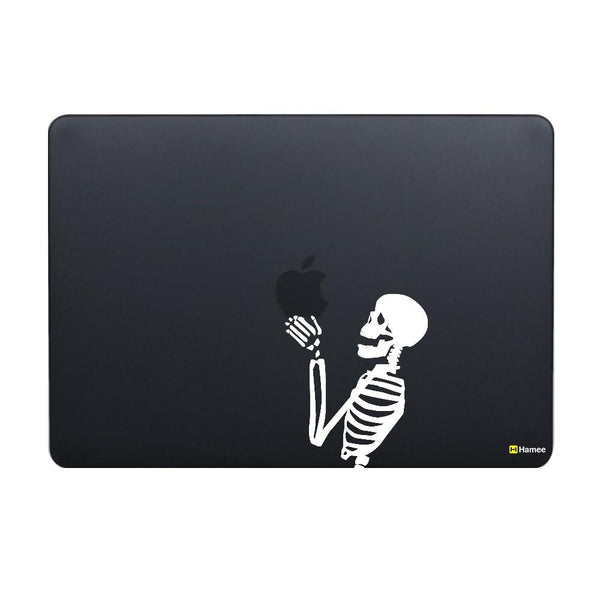 Skeleton Macbook Air 13 Retina (2018) Case-Hamee India