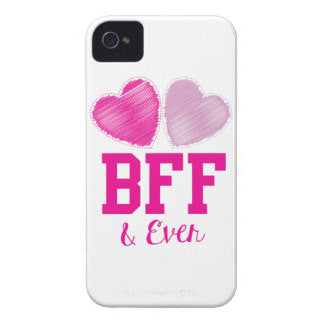 "Hamee Back Cover for iPhone 5 / 5S / SE / 5SE "" BFF & Ever "" - Hamee India"