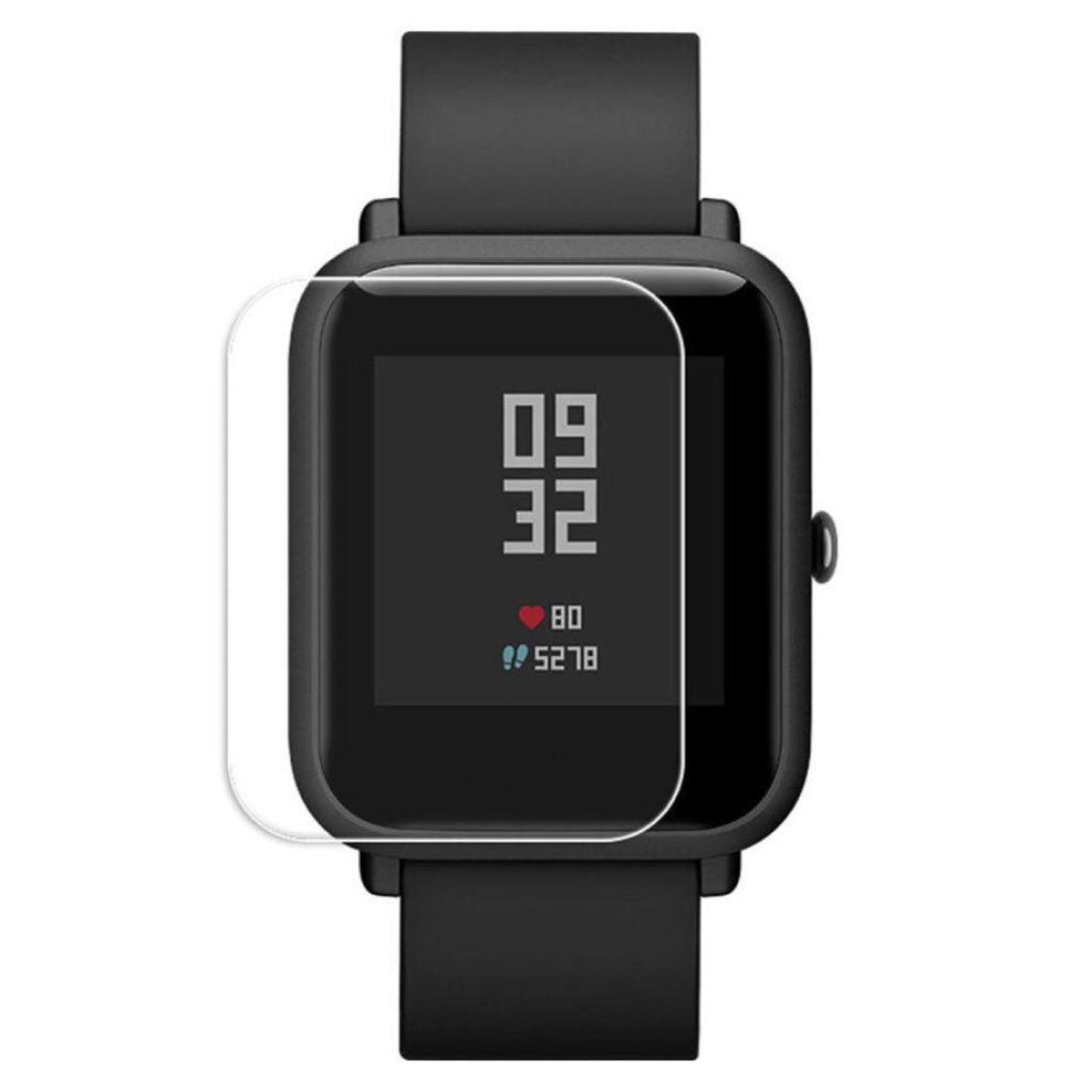Amazfit Bip Smartwatch Tempered Glass-Hamee India