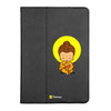 "Buddha - iPad 9.7"" Folio Case Stand (Black)"