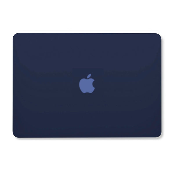 "Navy Blue - Matte Finish Shell Case for Apple Macbook Air 13""-Hamee India"