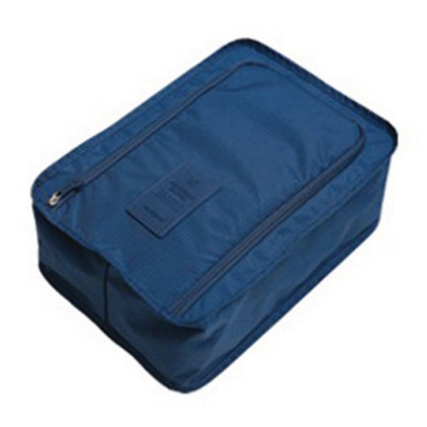 Travel Shoe Bag - Blue-Hamee India