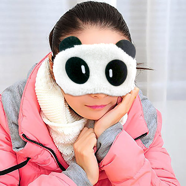 Plush Eye Mask - Glare-Hamee India