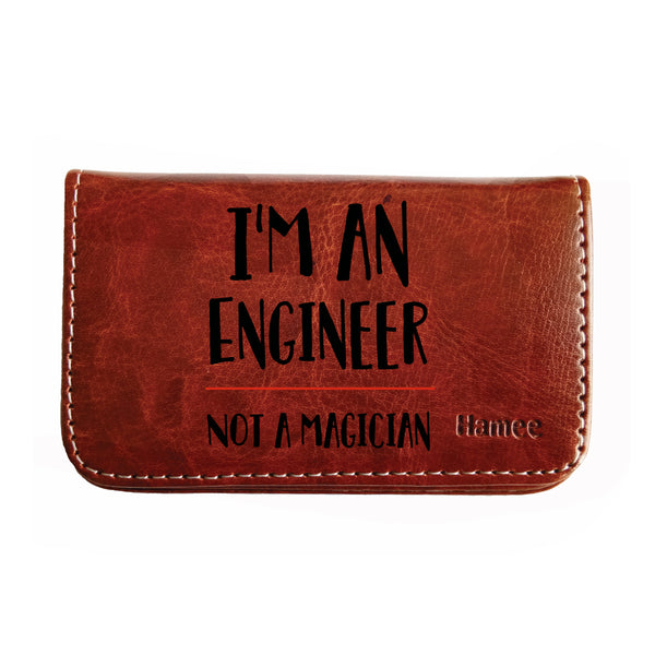 Engineer Business / Visiting Card Holder-Hamee India