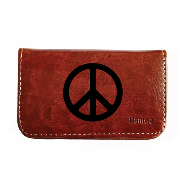 Peace Business / Visiting Card Holder-Hamee India