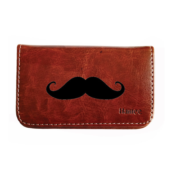 Movember Business / Visiting Card Holder-Hamee India