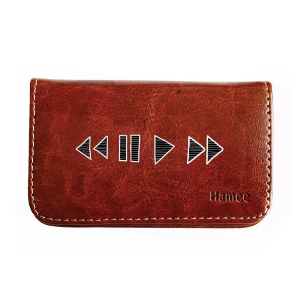 Music Business / Visiting Card Holder-Hamee India