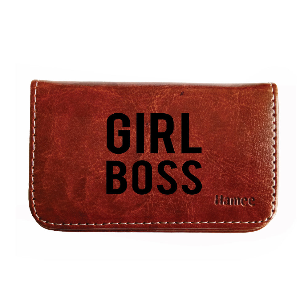 Coin Purse - Girl Boss-Hamee India
