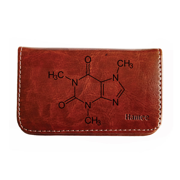 Caffine Business / Visiting Card Holder-Hamee India