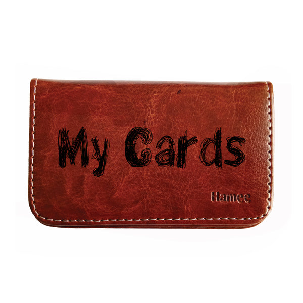 My Cards Business / Visiting Card Holder-Hamee India