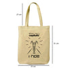 I Ride Canvas Shopping Tote Bag-Hamee India