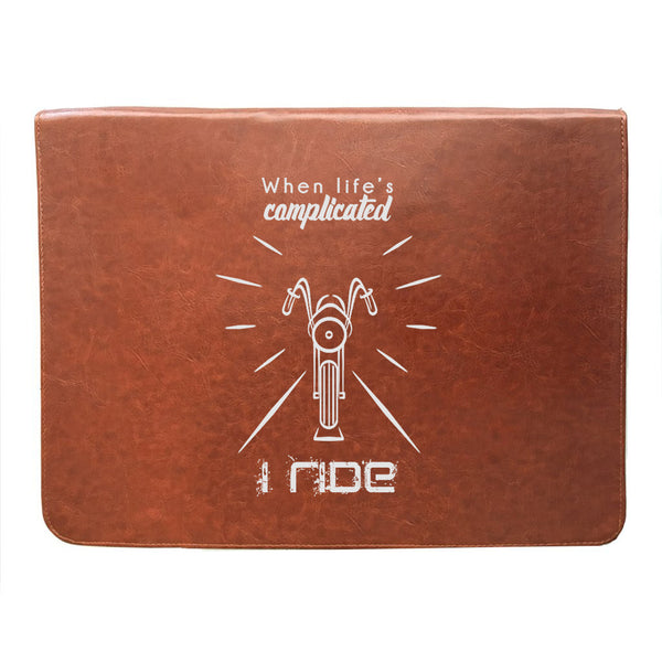 I Ride 14 inch Laptop Sleeve-Hamee India