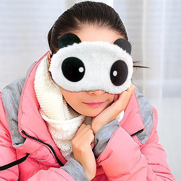 Plush Eye Mask - Calm-Hamee India
