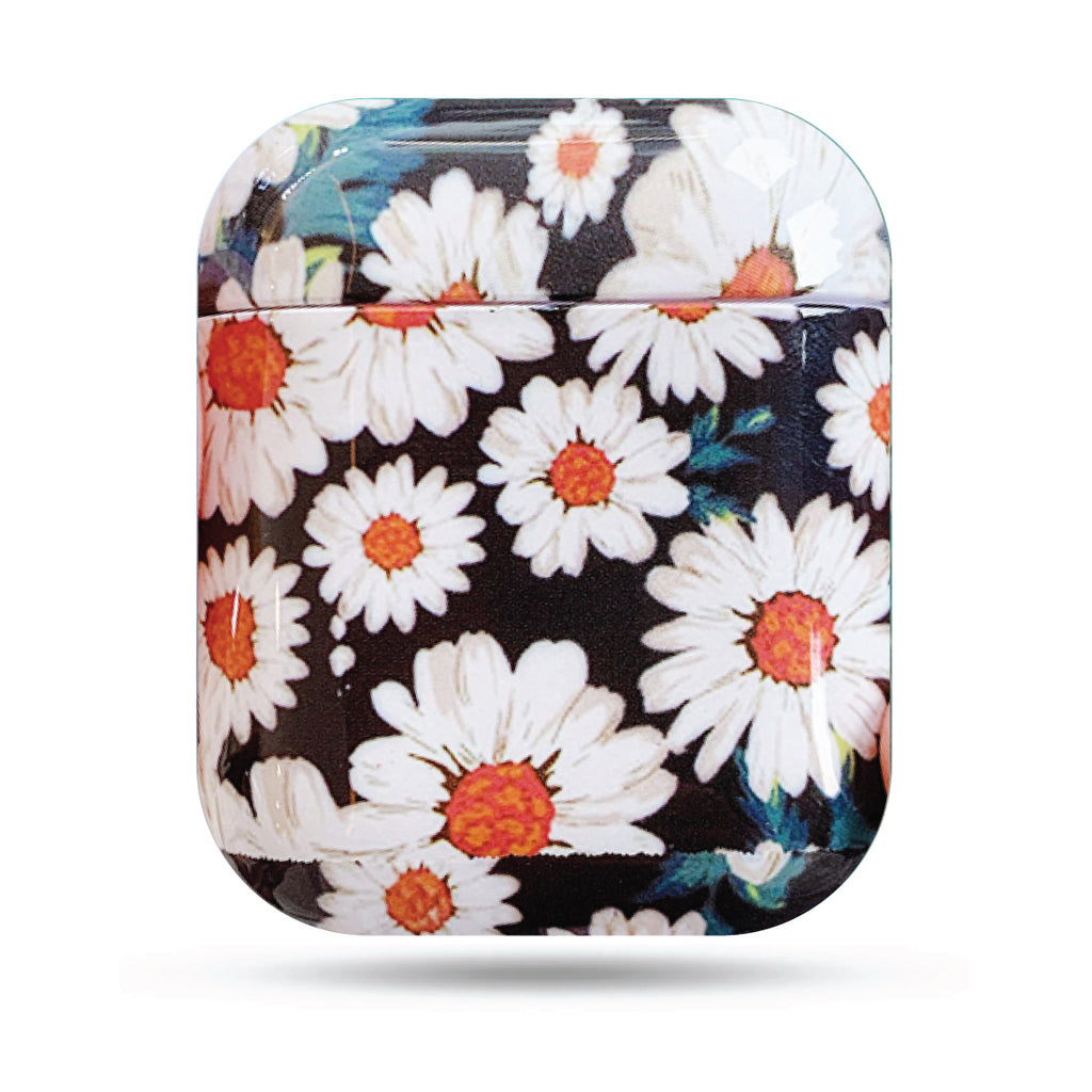Hard Glossy Airpods Case - Daisy-Hamee India
