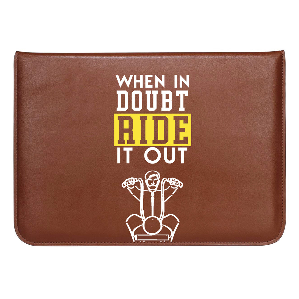 "Ride It Out MacBook Sleeve 13.3""-Hamee India"