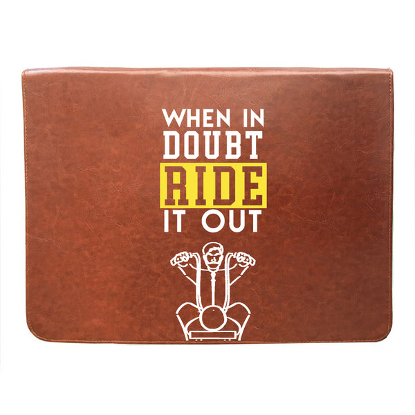 Ride It Out 14 inch Laptop Sleeve-Hamee India