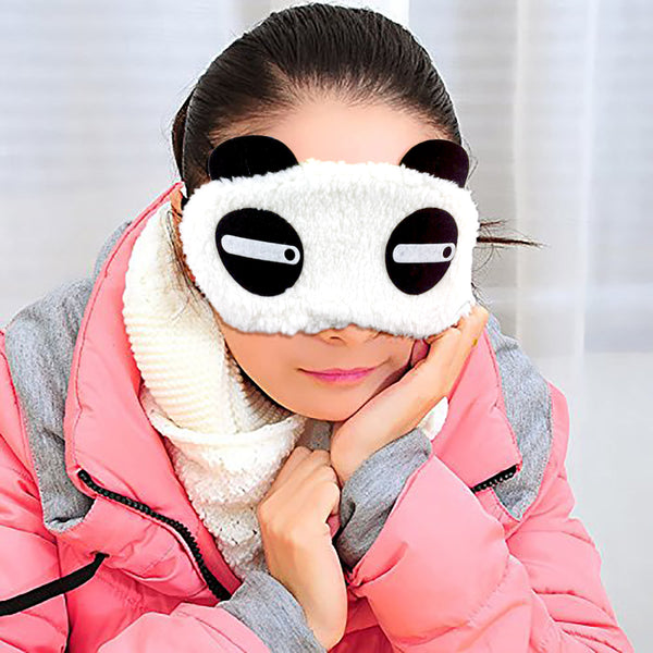 Plush Eye Mask - Look-Hamee India
