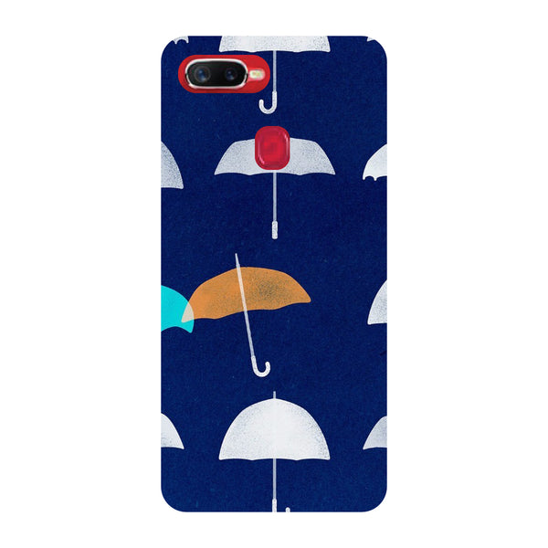 Umbrellas Oppo F9 Pro Back Cover-Hamee India