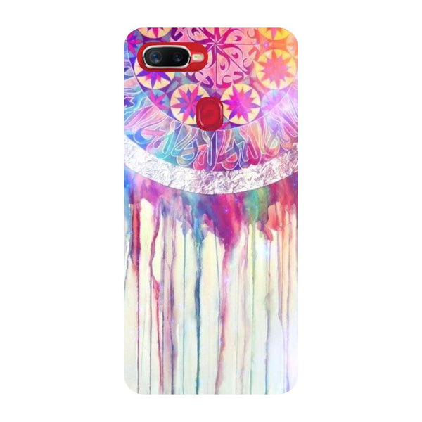 Dreamcatcher Melt Oppo F9 Back Cover-Hamee India