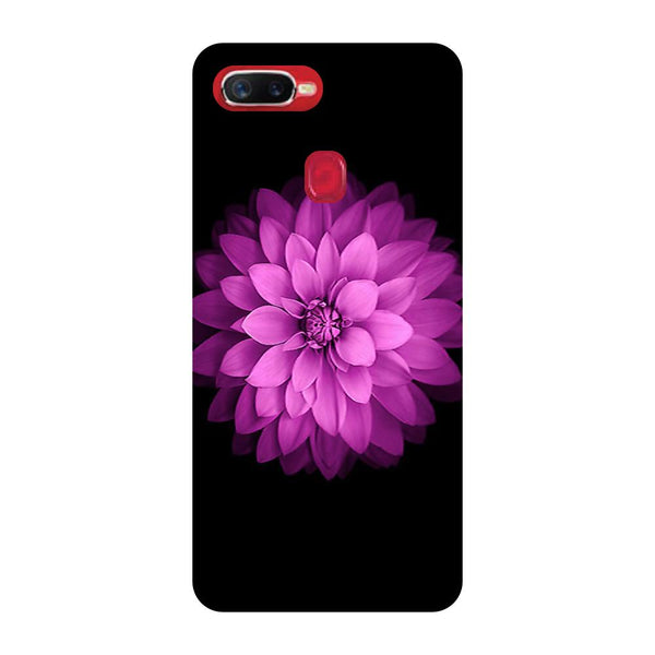 Big Bloom Oppo F9 Back Cover-Hamee India
