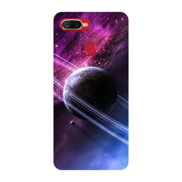 Planet Oppo F9 Pro Back Cover-Hamee India