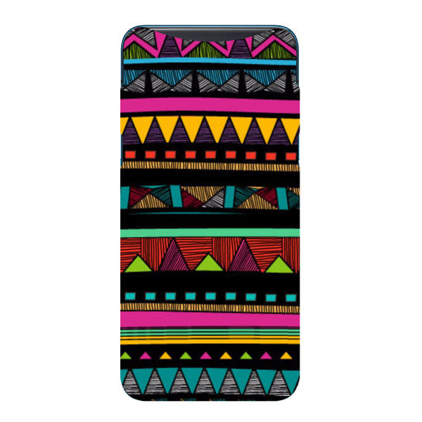 Tribal Oppo Find X Back Cover-Hamee India