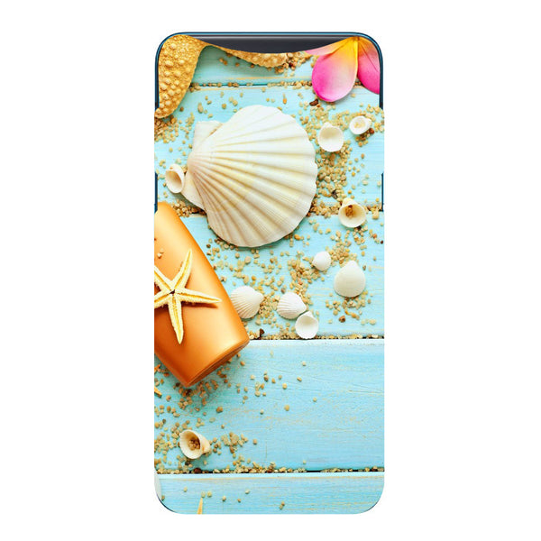 Shells Oppo Find X Back Cover-Hamee India