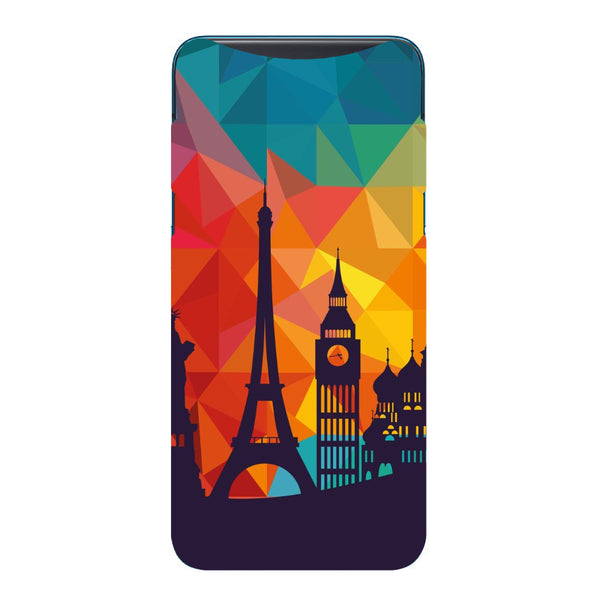 Wonders Oppo Find X Back Cover-Hamee India