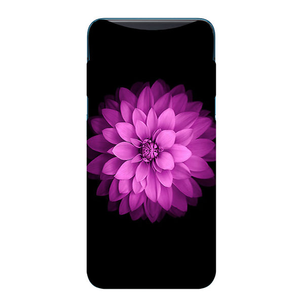 Big Bloom Oppo Find X Back Cover-Hamee India