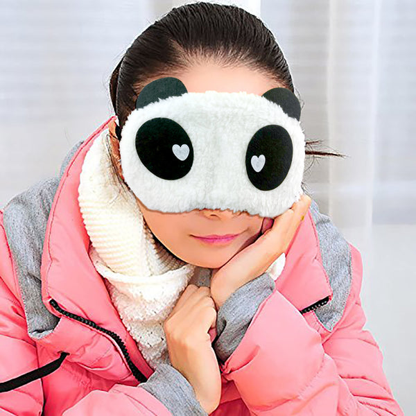 Plush Eye Mask - Love-Hamee India