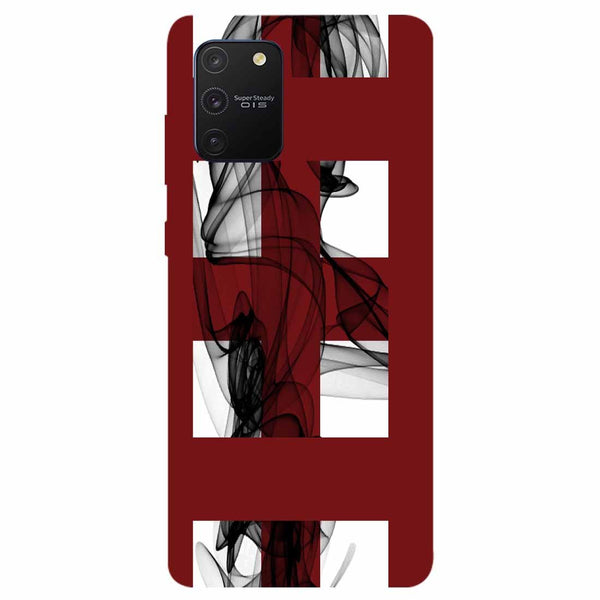 Check Mist Samsung Galaxy S10 Lite Back Cover