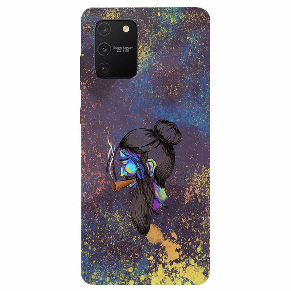 Cool Beard Samsung Galaxy S10 Lite Back Cover