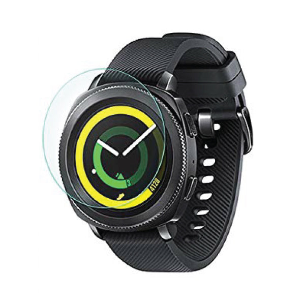 Samsung Gear Sport Smart Watch Screen Protector Tempered Glass-Hamee India