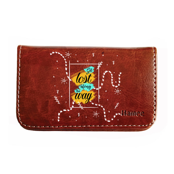 Get Lost Business / Visiting Card Holder-Hamee India